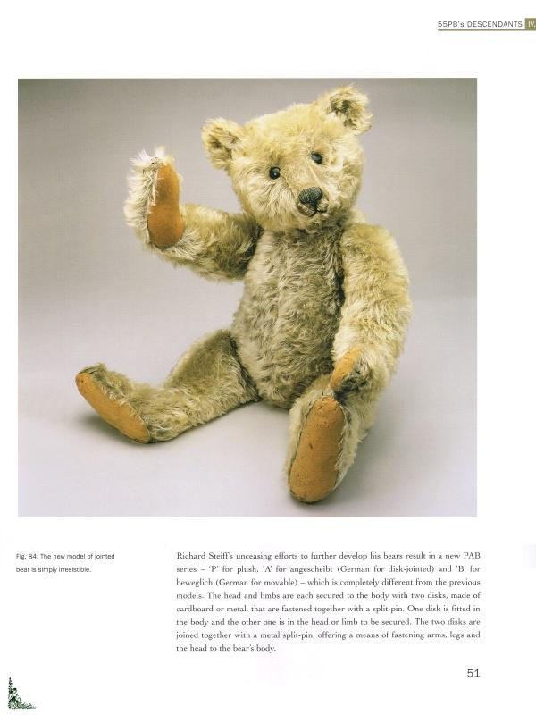 ca150cd6d6f 100 Years Steiff Teddy Bears - LIBERTY's Libros