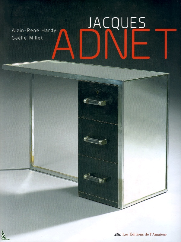 Jacques Adnet - LIBERTY's Libros
